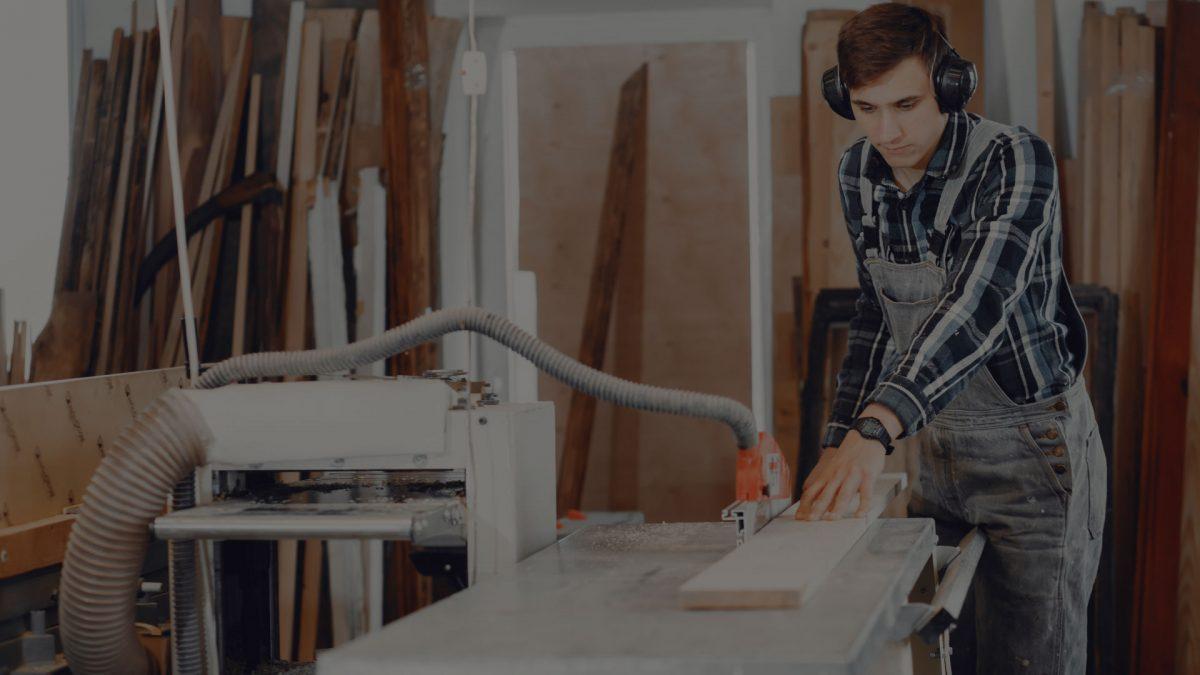 ξυλουργός - μαραγκός
